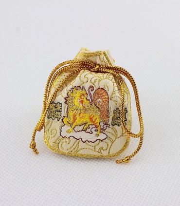 麒麟錢母袋 - 圓