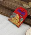 肖猴 - 守護神符袋